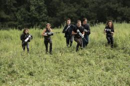 photo 11/34 - Theo James, Miles Teller, Shailene Woodley, Ansel Elgort, Maggie Q - Divergente 3 : Au-Delà du Mur - © SND