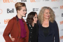 photo 130/215 - Evan Rachel Wood, Ellen Page, Patricia Rozema - Toronto 2015 : Toutes nos photos ! - © Isabelle Vautier pour CommeAuCinema.com