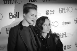 photo 129/215 - Evan Rachel Wood, Ellen Page - Toronto 2015 : Toutes nos photos ! - © Isabelle Vautier pour CommeAuCinema.com