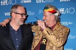 photo 18/215 - Morgan Neville, Keith Richards - Toronto 2015 : Toutes nos photos ! - © Isabelle Vautier pour CommeAuCinema
