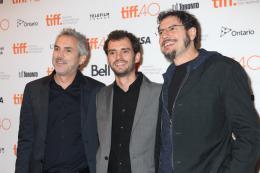photo 179/215 - Alfonso Cuaron, Jonas Cuaron, Carlos Cuaron - Toronto 2015 : Toutes nos photos ! - © Isabelle Vautier pour CommeAuCinema.com