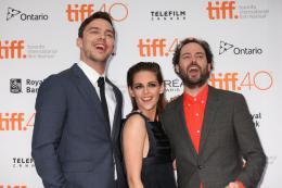 photo 162/215 - Nicholas Hoult, Kristen Stewart, Drake Doremus - Toronto 2015 : Toutes nos photos ! - © Isabelle Vautier pour CommeAuCinema.com