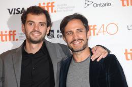 photo 184/215 - Jonas Cuaron, Gael Garcia Bernal - Toronto 2015 : Toutes nos photos ! - © Isabelle Vautier pour CommeAuCinema.com