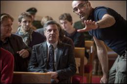 photo 14/18 - Sebastian Koch, Daniel Auteuil, Vincent Garenq - Au Nom de ma Fille - © Studio Canal