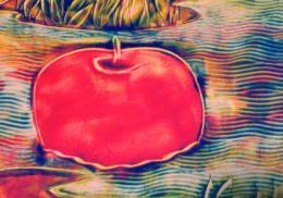 photo 3/6 - La Pomme - Les contes Persans - © Gebeka