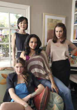 Mistresses - Saison 1 Saison 1 photo 1 sur 2