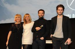 B�reng�re Krief 19�me Festival International du Film de Com�die de l'Alpe d'Huez 2016 photo 5 sur 13