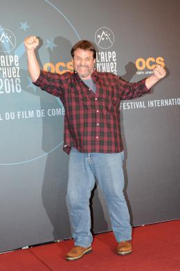 Guy Lecluyse 19ème Festival International du Film de Comédie de l'Alpe d'Huez 2016 photo 1 sur 24
