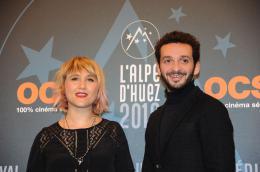 B�reng�re Krief 19�me Festival International du Film de Com�die de l'Alpe d'Huez 2016 photo 3 sur 13