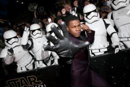 photo 9/64 - Première du film Star Wars - Le Réveil de la Force à Los Angeles - Star Wars VII : la première du film à Los Angeles - © Disney