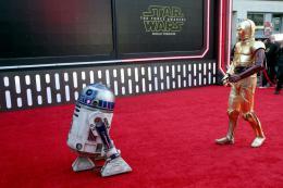 photo 30/64 - Première du film Star Wars - Le Réveil de la Force à Los Angeles - Star Wars VII : la première du film à Los Angeles - © Disney
