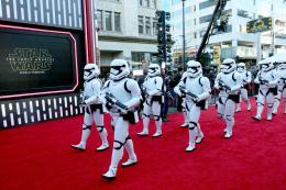 photo 10/64 - Première du film Star Wars - Le Réveil de la Force à Los Angeles - Star Wars VII : la première du film à Los Angeles - © Disney