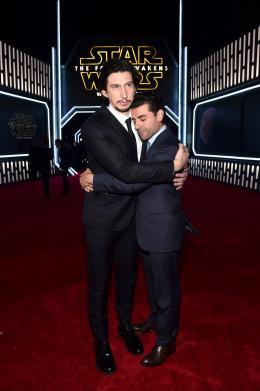 photo 37/64 - Première du film Star Wars - Le Réveil de la Force à Los Angeles - Star Wars VII : la première du film à Los Angeles - © Disney