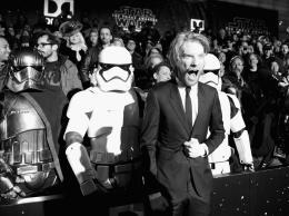 photo 35/64 - Première du film Star Wars - Le Réveil de la Force à Los Angeles - Star Wars VII : la première du film à Los Angeles - © Disney