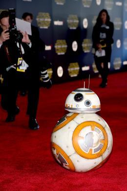 photo 22/64 - Première du film Star Wars - Le Réveil de la Force à Los Angeles - Star Wars VII : la première du film à Los Angeles - © Disney