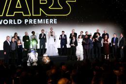 photo 63/64 - Première du film Star Wars - Le Réveil de la Force à Los Angeles - Star Wars VII : la première du film à Los Angeles - © Disney