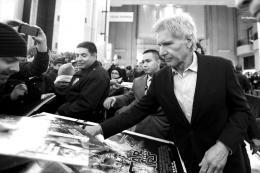 photo 61/64 - Première du film Star Wars - Le Réveil de la Force à Los Angeles - Star Wars VII : la première du film à Los Angeles - © Disney