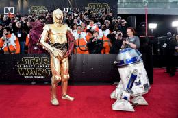 photo 43/64 - Première du film Star Wars - Le Réveil de la Force à Los Angeles - Star Wars VII : la première du film à Los Angeles - © Disney