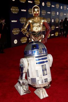 photo 25/64 - Première du film Star Wars - Le Réveil de la Force à Los Angeles - Star Wars VII : la première du film à Los Angeles - © Disney