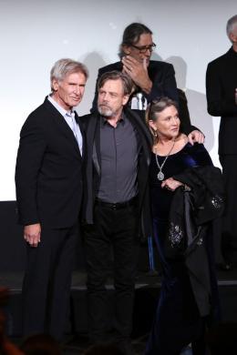 photo 31/64 - Première du film Star Wars - Le Réveil de la Force à Los Angeles - Star Wars VII : la première du film à Los Angeles - © Disney