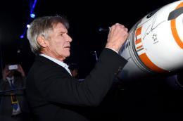 photo 58/64 - Première du film Star Wars - Le Réveil de la Force à Los Angeles - Star Wars VII : la première du film à Los Angeles - © Disney