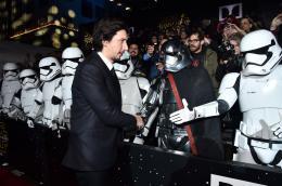 photo 14/64 - Première du film Star Wars - Le Réveil de la Force à Los Angeles - Star Wars VII : la première du film à Los Angeles - © Disney