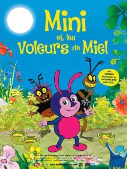photo 6/6 - Mini et les voleurs de miel - © Les Films du Pr�au