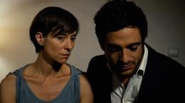 photo 5/17 - Sandrine Nicolas, Marco Horanieh - Juste après les Larmes - © Cinéma Saint-André des arts
