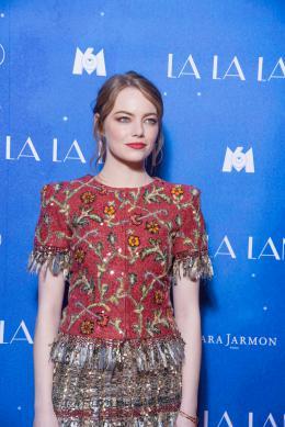Emma Stone La La Land - Avant-première à Paris photo 3 sur 203