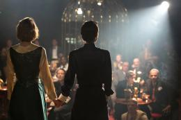 photo 3/28 - Lily-Rose Depp & Natalie Portman - Planetarium - © Ad Vitam