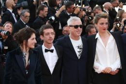 Aloïse Sauvage Cannes 2017 Clôture Tapis photo 2 sur 2