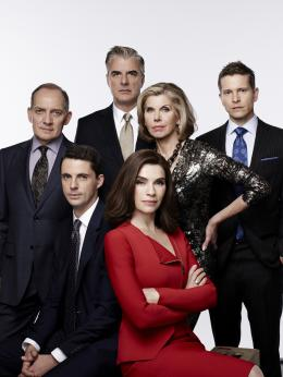 photo 4/7 - The Good Wife - Saison 6 - © Sony Pictures Home Entertainment