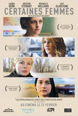 photo 20/20 - Affiche Certaines Femmes - Certaines Femmes - © LFR Films