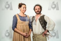 photo 3/9 - David Salles, Karina Marimon - La Petite Histoire De France - Saison 1 - © M6 Vidéo