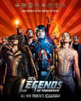 photo 1/47 - Legends of Tomorrow - Saison 1 - © The CW