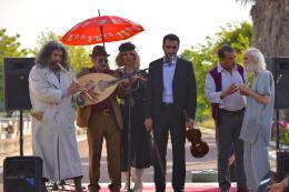 photo 6/9 - Amal Ayouch, Avishay Benazra, Aziz Dadas - L'Orchestre de Minuit - © Lena Films