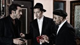 photo 4/9 - Avishay Benazra, Gad Elmaleh, Hassan El Fad - L'Orchestre de Minuit - © Lena Films
