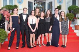 photo 69/148 - Alice Isaaz, Rod Paradot et le Jury Jeunesse - Cabourg 2016 : Toutes nos photos ! - © Isabelle Vautier pour @Commeaucinema.com