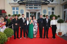 Loubna Abidar 30�me Festival du Film Romantique de Cabourg 2016 photo 4 sur 10