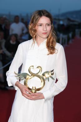 Christa Theret 30ème Festival du Film Romantique de Cabourg 2016 photo 1 sur 45
