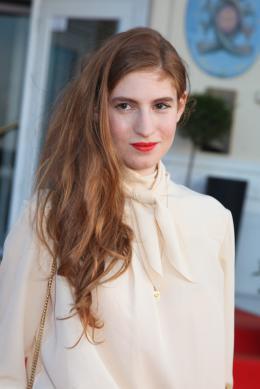 Agathe Bonitzer 30�me Festival du Film Romantique de Cabourg 2016 photo 3 sur 41