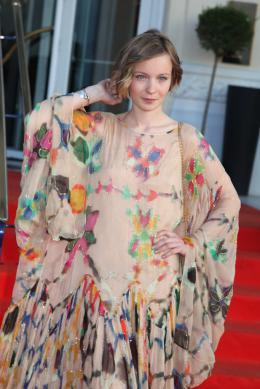 Diane Rouxel 30ème Festival du Film Romantique de Cabourg 2016 photo 5 sur 7