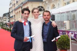 François Nambot 30ème Festival du Film Romantique de Cabourg 2016 photo 1 sur 10
