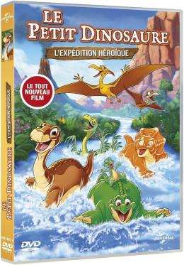 photo 1/1 - Le Petit Dinosaure : L'exp�dition h�ro�que - © Universal Pictures Vid�o