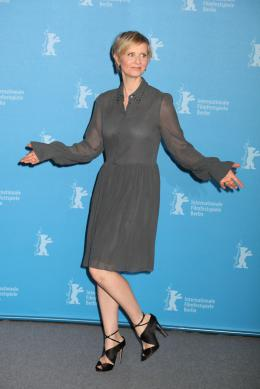 A Quiet Passion Cynthia Nixon - Berlin 2016 Photocall photo 1 sur 24
