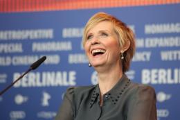 photo 21/24 - Cynthia Nixon - Berlin 2016 Conférence - A Quiet Passion - © Isabelle Vautier pour @Commeaucinema.com