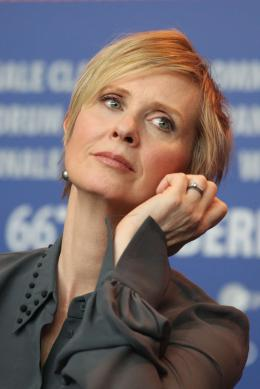 A Quiet Passion Cynthia Nixon - Berlin 2016 Conférence photo 6 sur 24