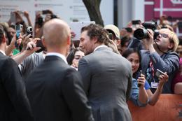 Tous en Sc�ne Matthew McConaughey - Tapis rouge - Toronto 2016 photo 6 sur 56
