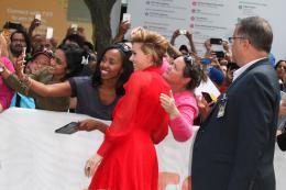 Scarlett Johansson Tapis rouge du film Tous en Sc�ne au Festival de Toronto 2016 photo 3 sur 285
