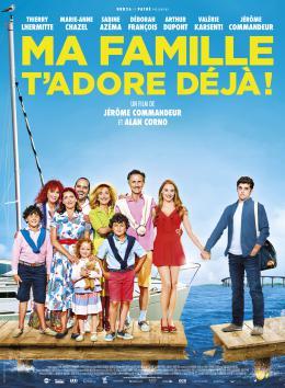 photo 15/15 - Ma famille t'adore déjà - © Pathé Distribution